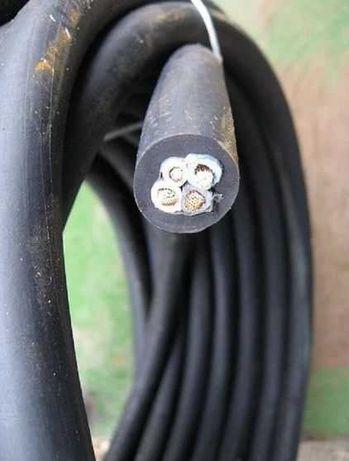 кабельгибкиймедныйсиловойКГ_3*2,5+1*1,5