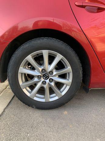 Jante Mazda 6 GJ 17 inch anvelope iarna