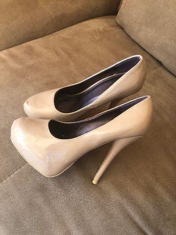 Дамски обувки (нови), р-р 39 гр. Сопот - image 6