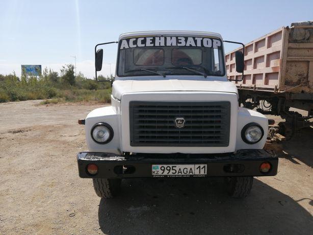 Продам ассенизатор Газ 53 3307