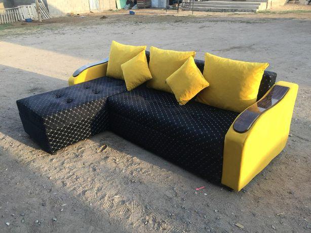Новый пружинный диван