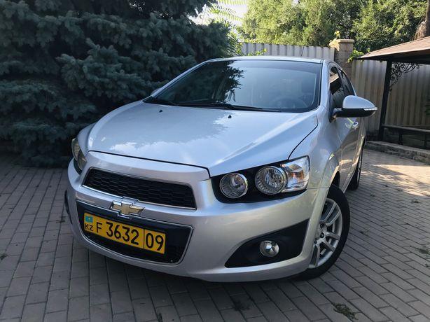 Chevrolet Aveo Хэтчбэк