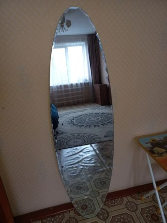 Продам зеркало нависное
