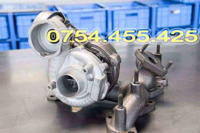 Turbina VW 140cp 103kw Golf 5 Seat Leon 1p Altea Skoda Octavia 2.0 TDI