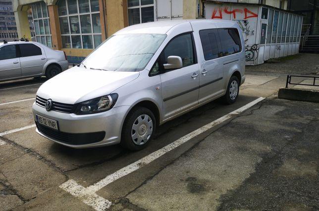 2014 Volkswagen Caddy Maxi 7 locuri 1.6 TDi VW lung