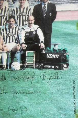 Poster Juventus Torino