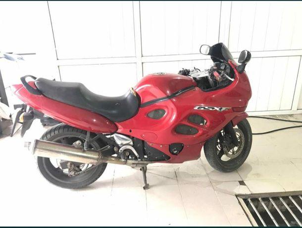 Мотоцикл в отличном состоянии