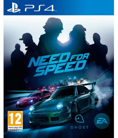 Need For Speed / PS4 / Игра / Нова / Playstation4 / TV