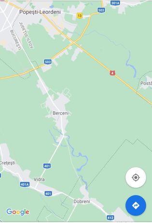 Vanzare teren Dobreni Varasti Giurgiu intravilan 9000mp