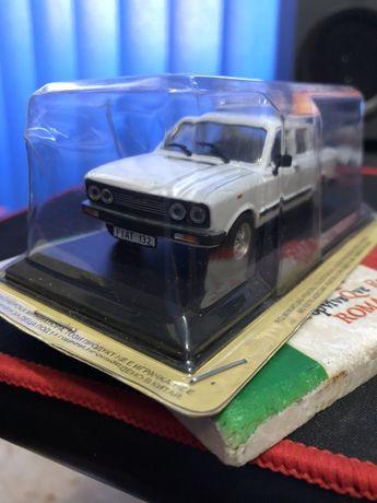 Vand Macheta Auto Fiat 132, Metalica, Scara 1:43, Noua!