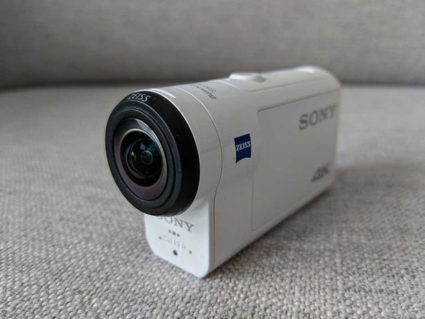 Sony Action Cam X3000, 4K, Stabilizare optica
