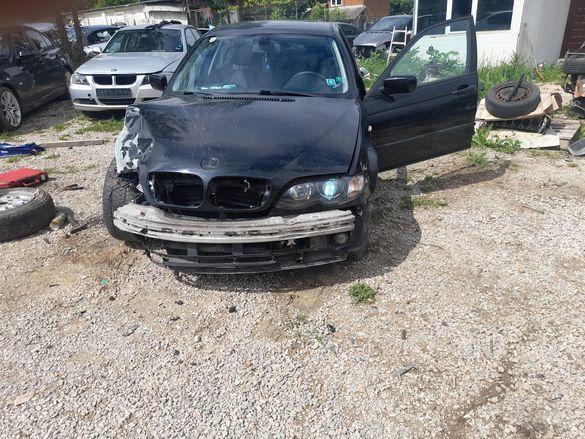 BMW e46 318d 116