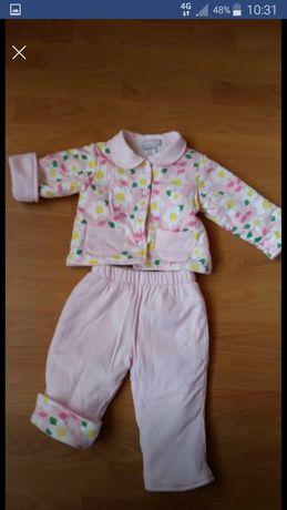 Costum fetiță 3-6 luni