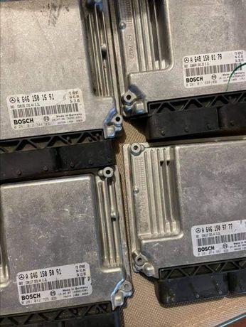 Ecu компютър за мерцедес c220cdi 150