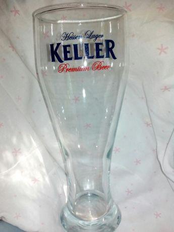 Продам стаканы Keller оригинал 0,5 для пива