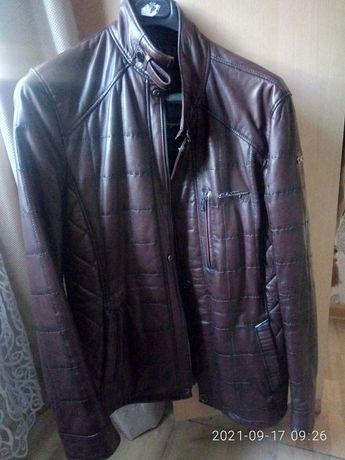 Кожаная куртка.Турция