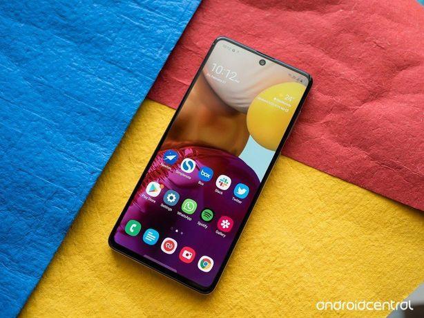 Samsung Galaxy A71 6/128гб в отличном состоянии 10/10
