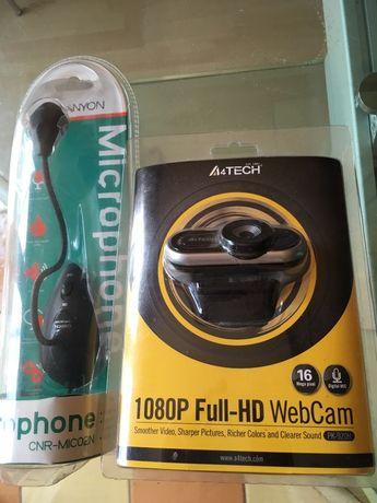 Vand microfon si camera atasabile laptop, computer