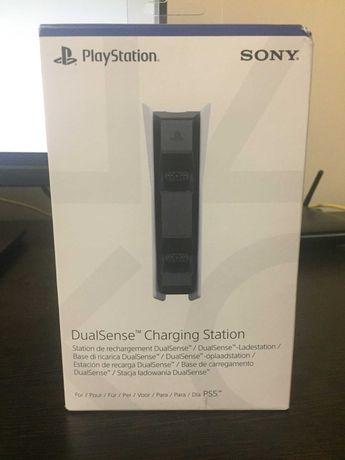 Зарядная станция для геймпада Playstation 5 dualsense charging station