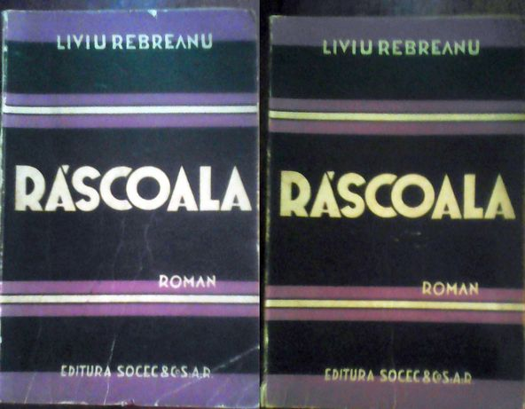 Liviu Rebreanu - Rascoala 2 volume