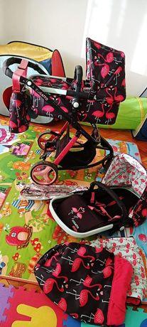 Cosatto Giggle 2 Flamingo