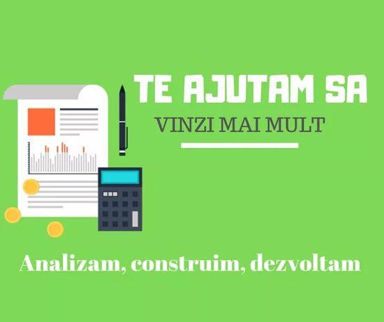 Realizam site uri web, magazine online, dezvoltam afaceri