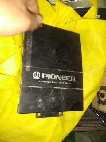 Statie Auto Pioneer amplificator