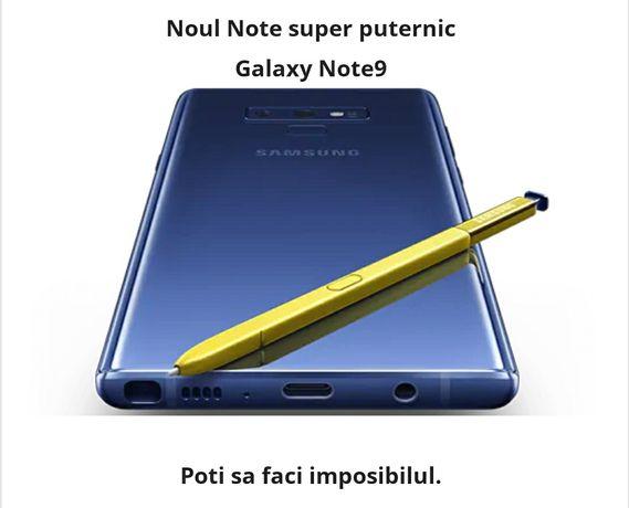 Vând  Note 9 ca nou Urgent