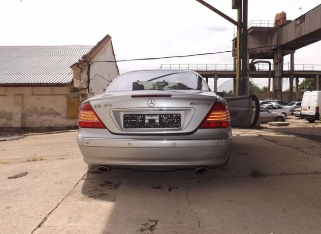Bara spate Mercedes CL-CLASS 2003 Berlina 5000