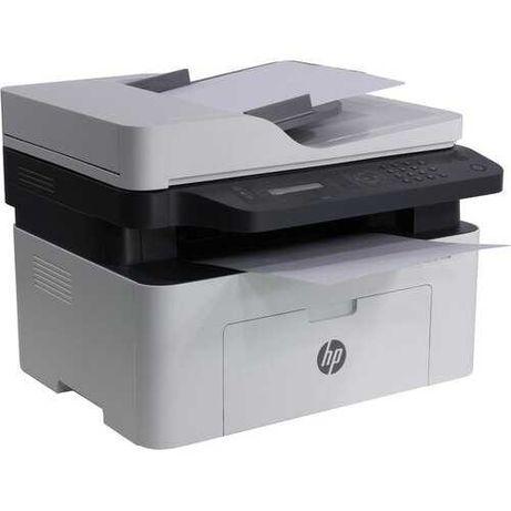 МФУ лазерное HP Laser 137fnw A4