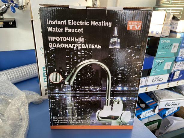 Проточный водонагреватель / Кран с нагревателем