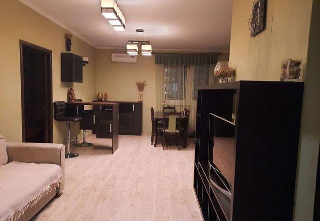 Сдаю 3-комнатную квартиру в районе Левого берега