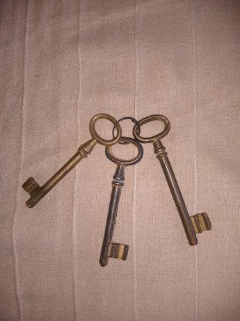 Месингови ключове