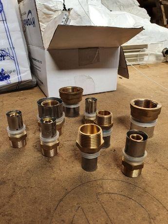 Купить металлопластиковые фитинги для металлопластиковых труб, цена