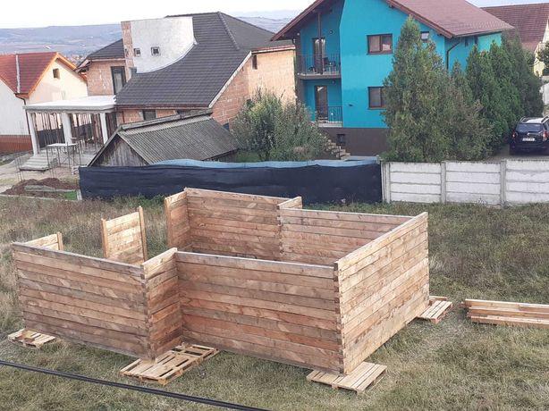 cabana lemn /rustic.-autentic