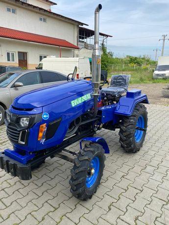 Tractor Bulat 23 de cai cu Freza si Plug