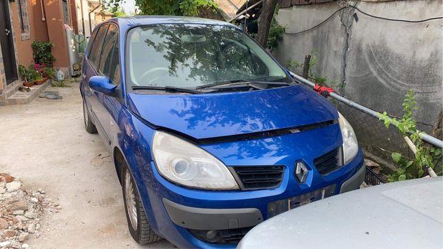 Dezmembrez Renault Grand Scenic 1.5 dci e4 facelift