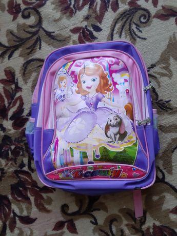 Школьный рюкзак хорошее состояние