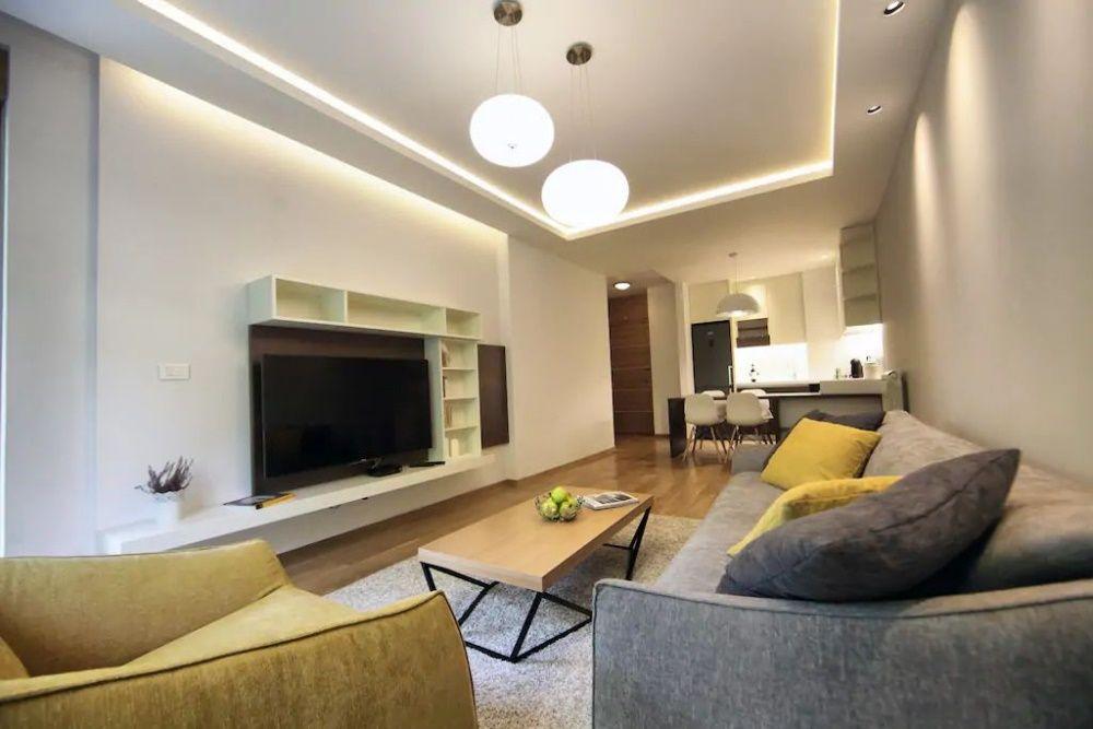 2-х комнатная квартира рядом с ТРЦ МЕГА и Атакентом в Жилом Комплексе