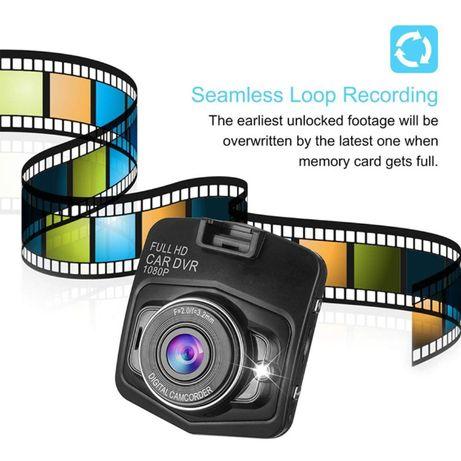 Видеорегистратор-C900 Car Camera FullHD DVR Novatek ОЕМ