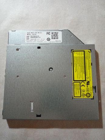 Привод DVD-RW Hitachi LG GUE1N 9.5mm SATA Slim OEM