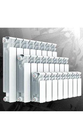 Радиаторы отопления алюминиевые ECORUS, UNO