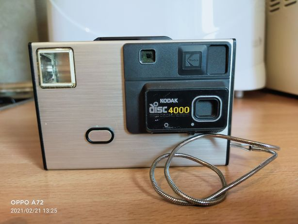 Kodak Disc. 4000