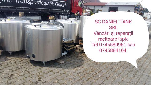 Racitor lapte tanc lapte bazin de la 300 litri