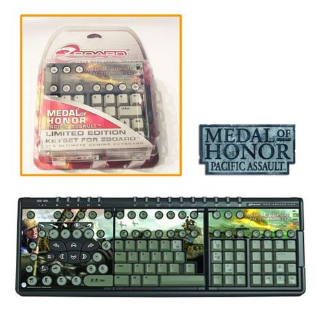 Keyset pt Tastatura SteelSeries Zboard Medal of Honor