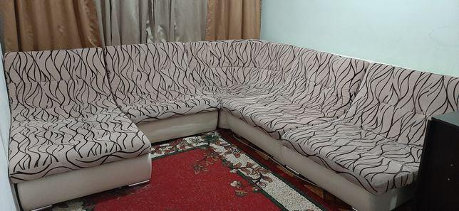 Продам модульный раскладной диван