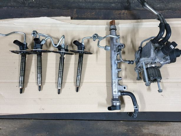 Kit injectie Audi A4 B8 A5 8T A6 4F 2.0 TDI Euro 5 complet