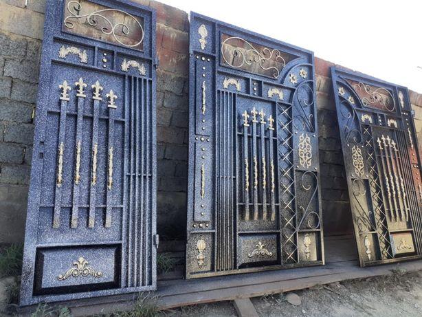 Ворота (каталог, пишите на номер ватсап). Доставка по регионам