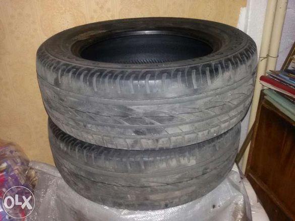 Летни гуми - Continental 185/60 R14 - 2 бр.