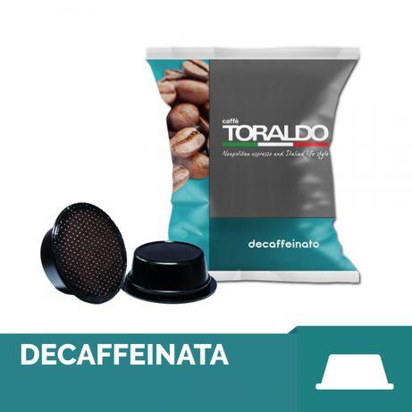100 бр Капсули A Modo mio съвместими - Торалдо Безкофеин